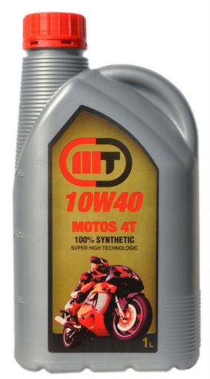 MT 10W40 4T SYNTHETIC