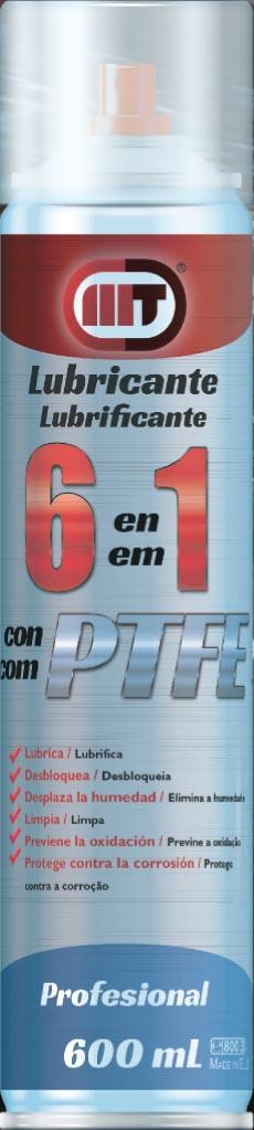 MT LUBRICANTE 6 EN 1 CON PTFE