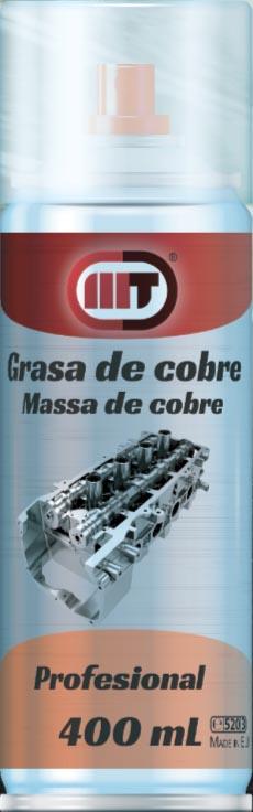 MT GRASA DE COBRE SPRAY