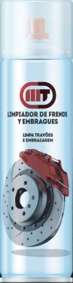 MT LIMPIADOR DE FRENOS Y EMBRAGUES
